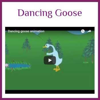 dancing-goose